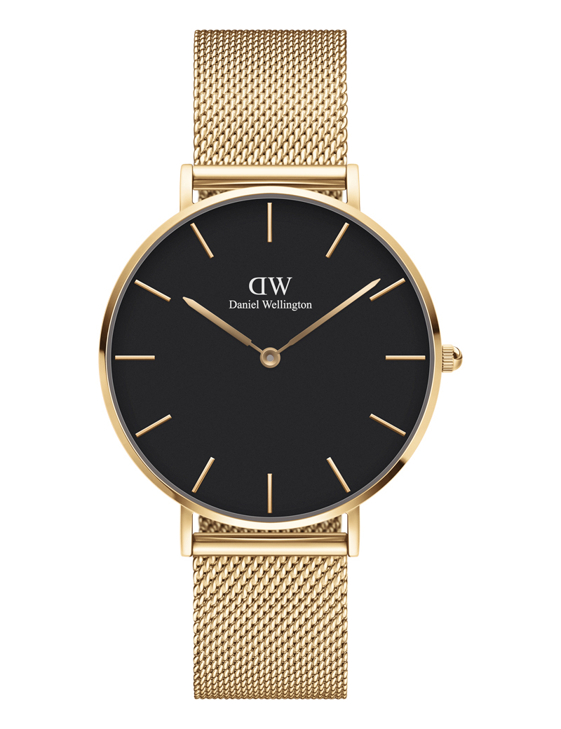 Image of   Daniel Wellington Classic Petite 36 Evergold Black
