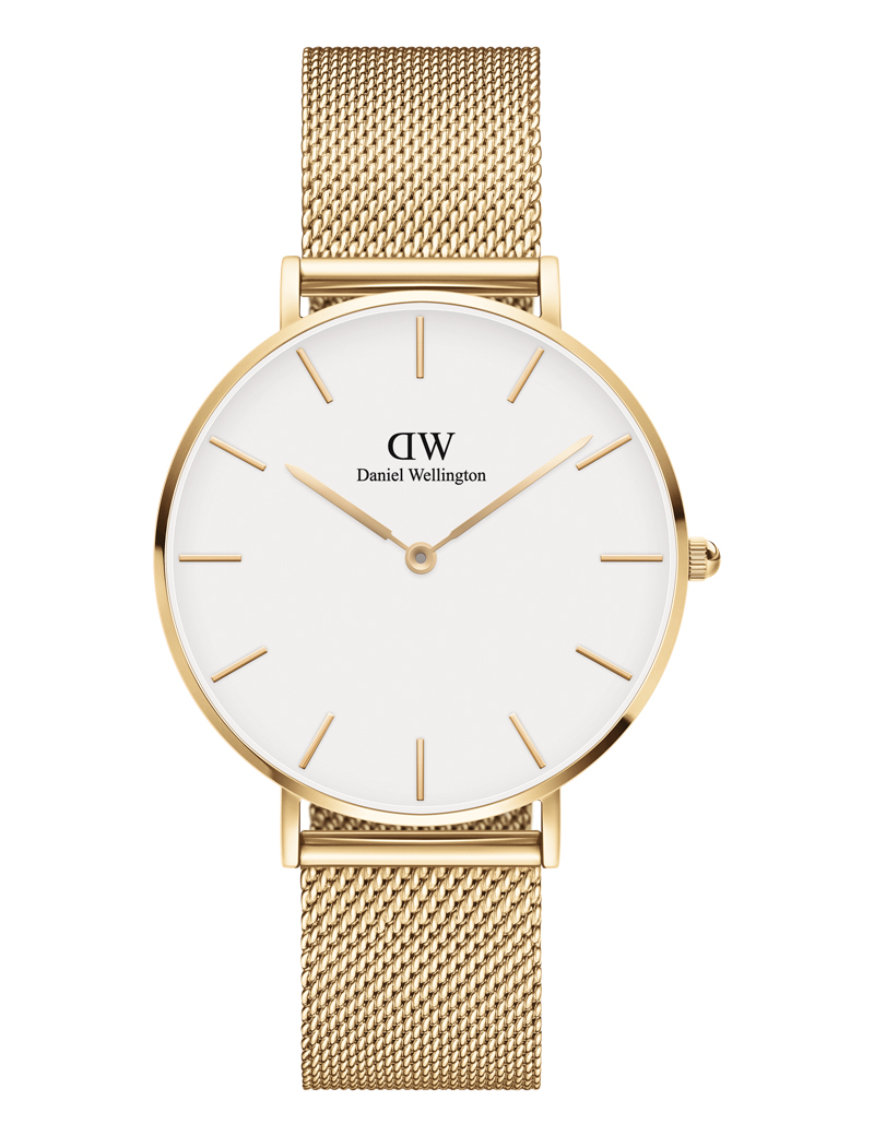 Image of   Daniel Wellington Classic Petite 36 Evergold White