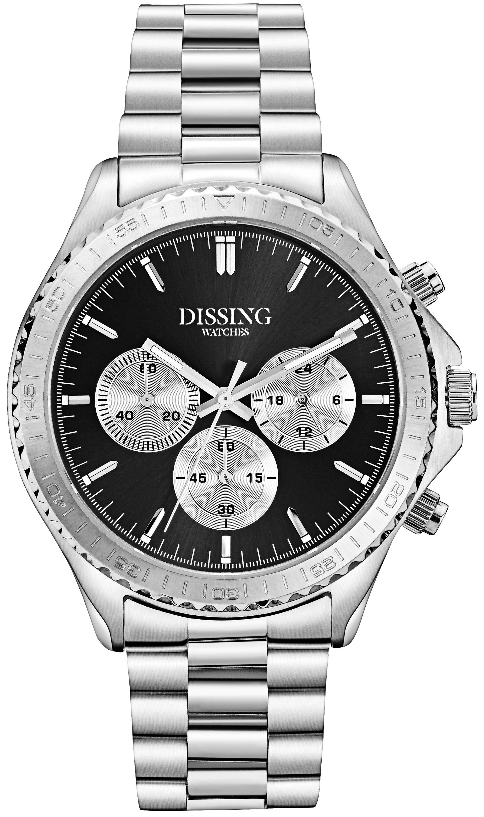 Image of   Dissing MK5 Black/Steel/White