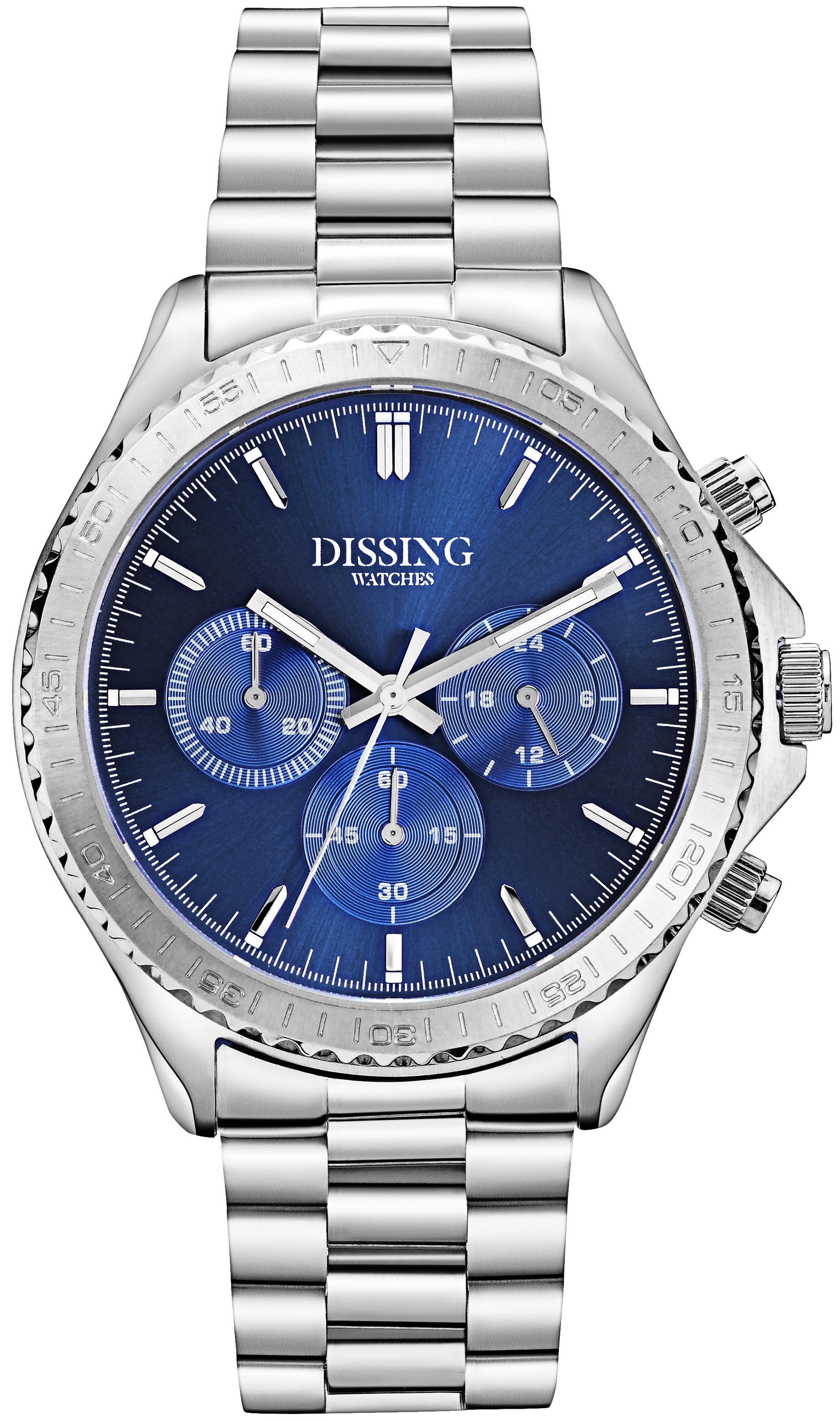 Image of   Dissing MK5 Blue/Steel