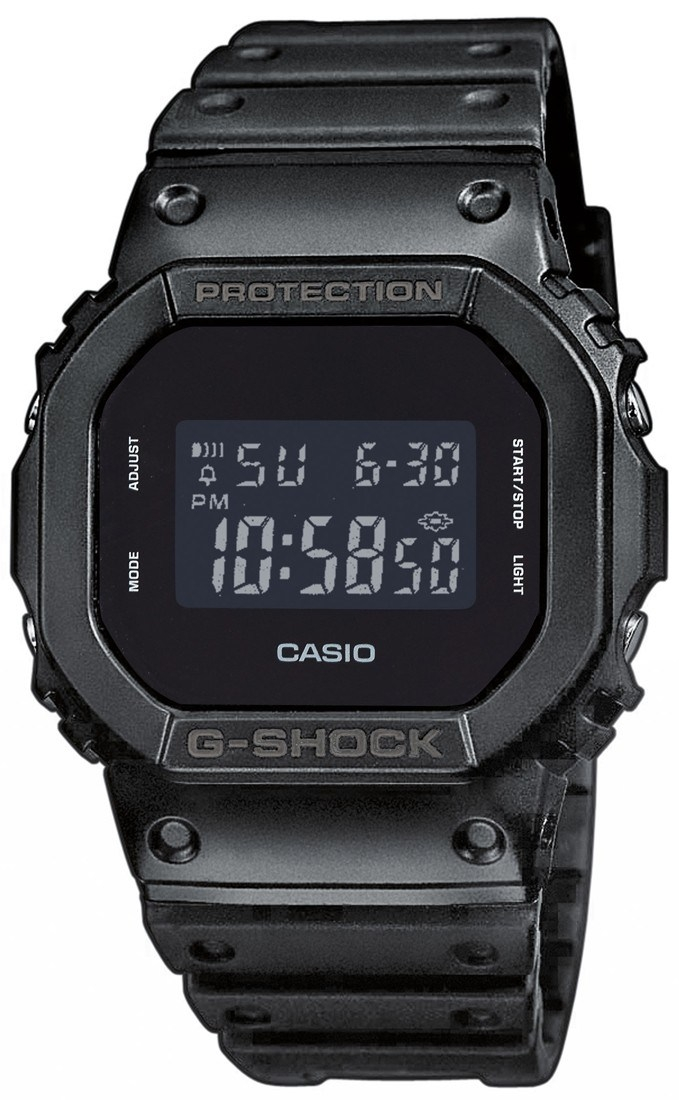 Image of   Casio G-Shock DW-5600BB-1ER