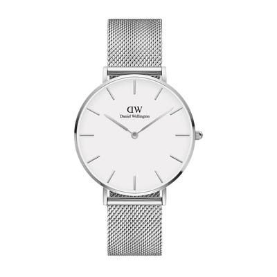 Image of   Daniel Wellington Classic Petite 36 Sterling White