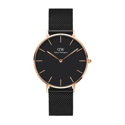 Image of   Daniel Wellington Classic Petite 36 Ashfield Gold