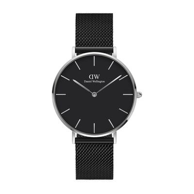 Image of   Daniel Wellington Classic Petite 36 Ashfield Steel