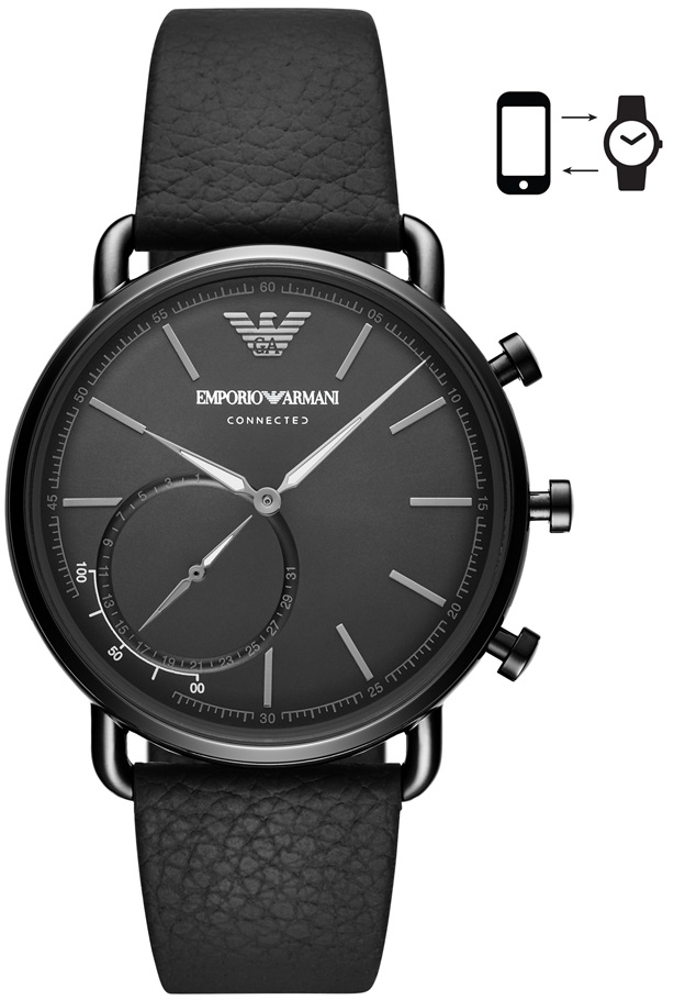 Image of   Emporio Armani Renato Connected Smartwatch Hybrid ART3030