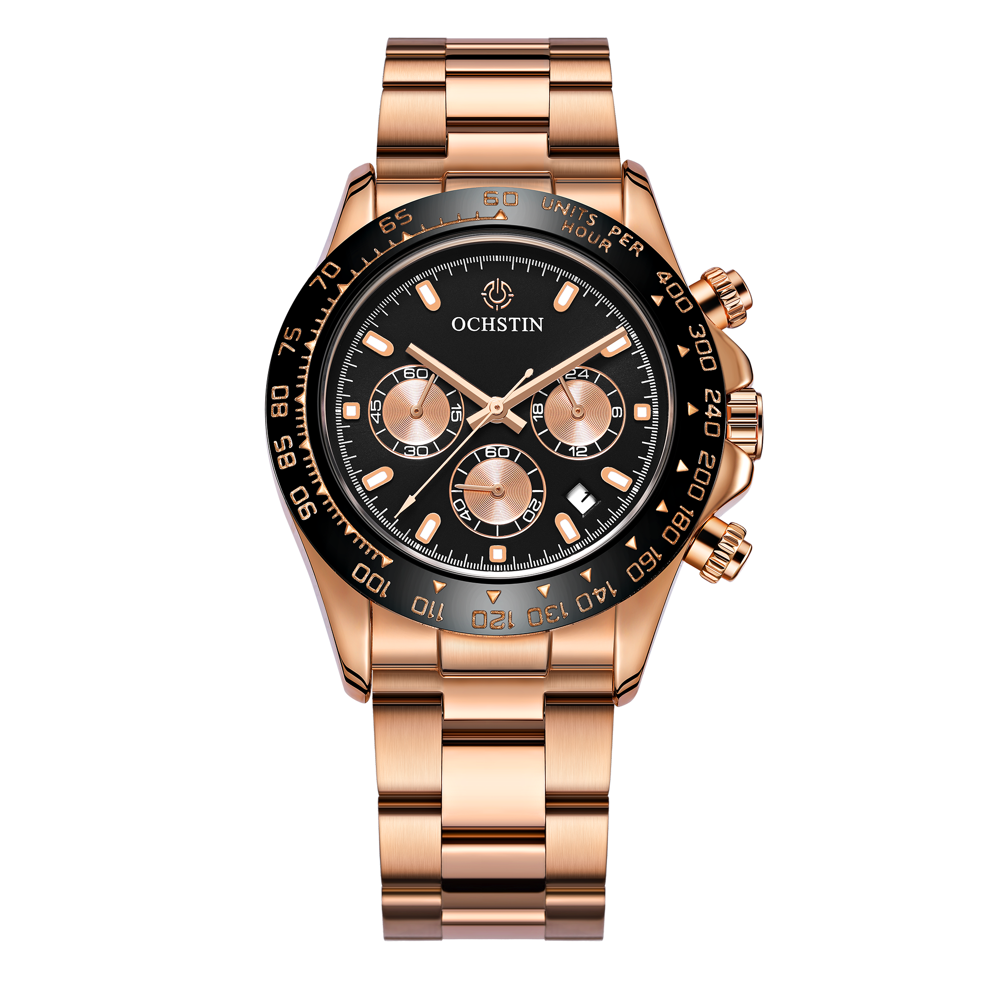 Image of   Ochstin Legend Rose gold/black