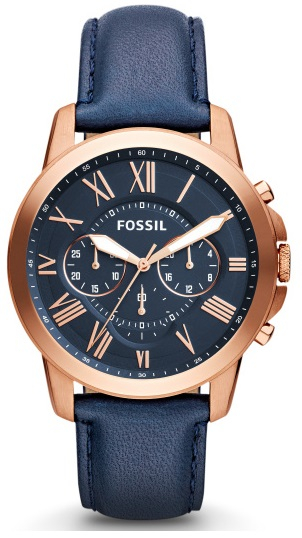 Image of   Fossil Grant Chronograph FS4835IE