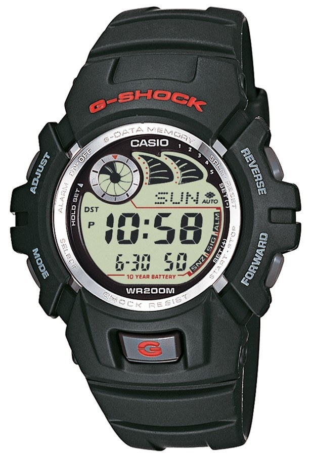 Image of   Casio G-Shock G-2900F-1VER