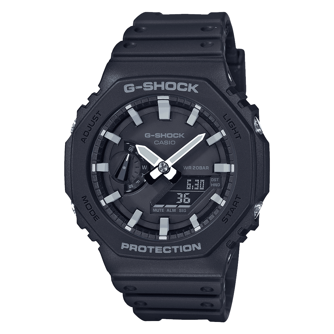 Image of   Casio G-shock ga-2100-1aer