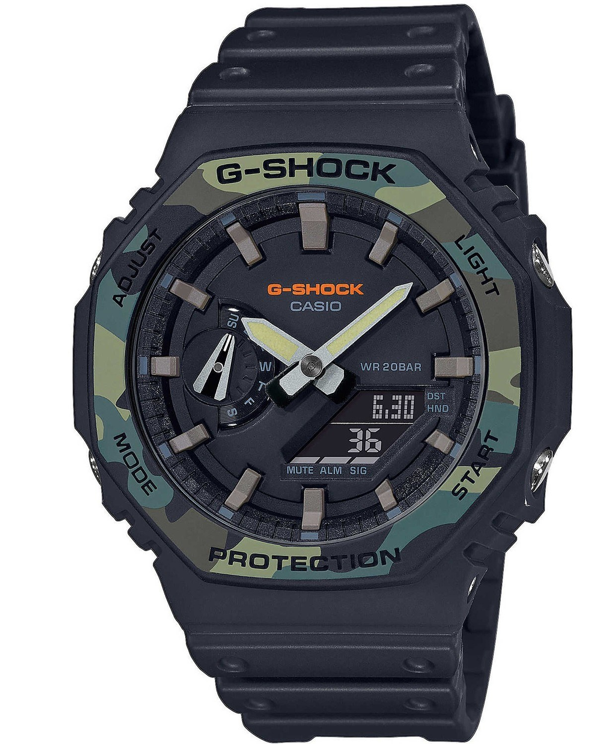 Image of   Casio G-Shock GA-2100SU-1AER