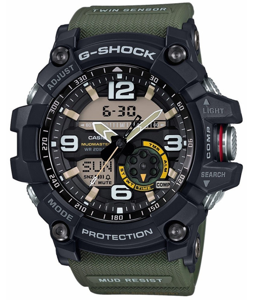 Image of   Casio Mudmaster G-Shock GG-1000-1A3ER