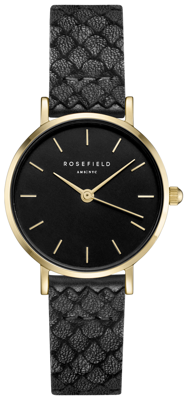 Image of   Rosefield The Small Edit Black Black Gold