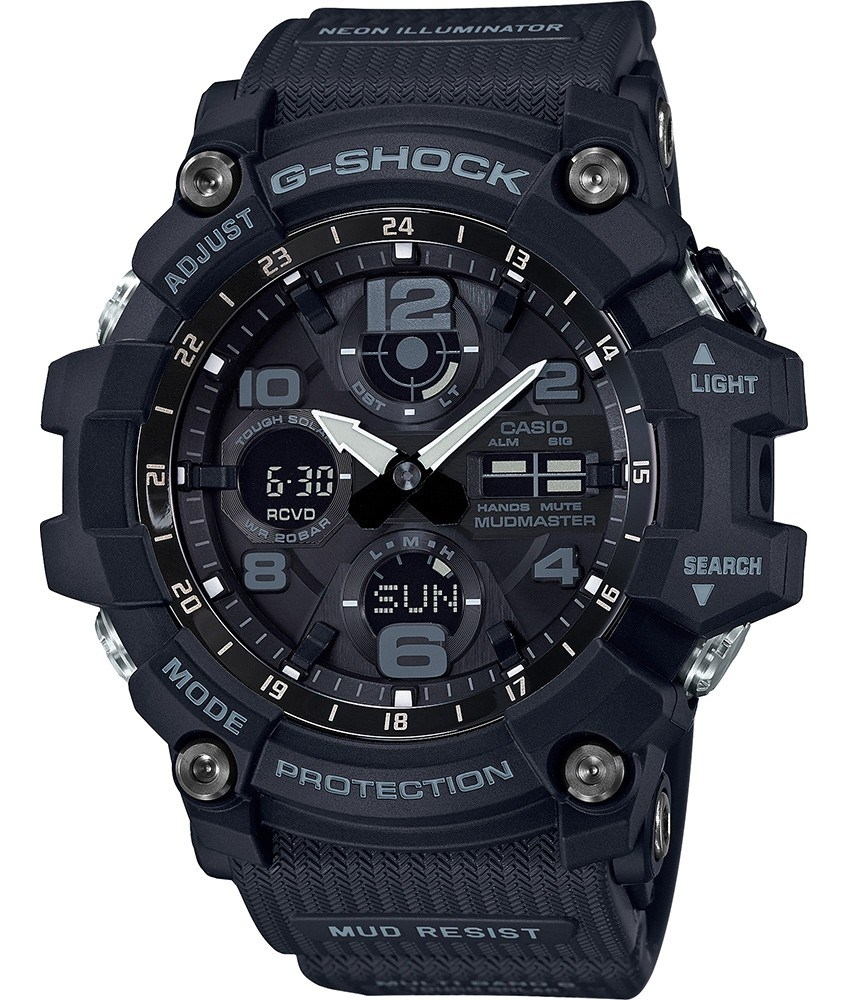 Image of   Casio G-Shock Mud Master GWG-100-1AER