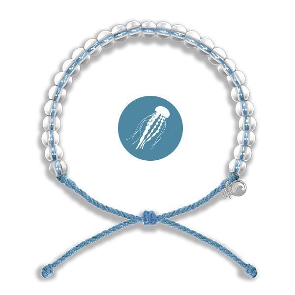 Image of   4ocean Jellyfish armbånd - støt et godt formål