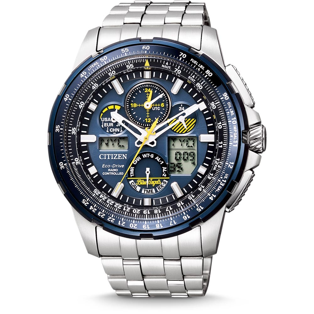 Image of   Citizen Skyhawk Eco-Drive JY8058-50L