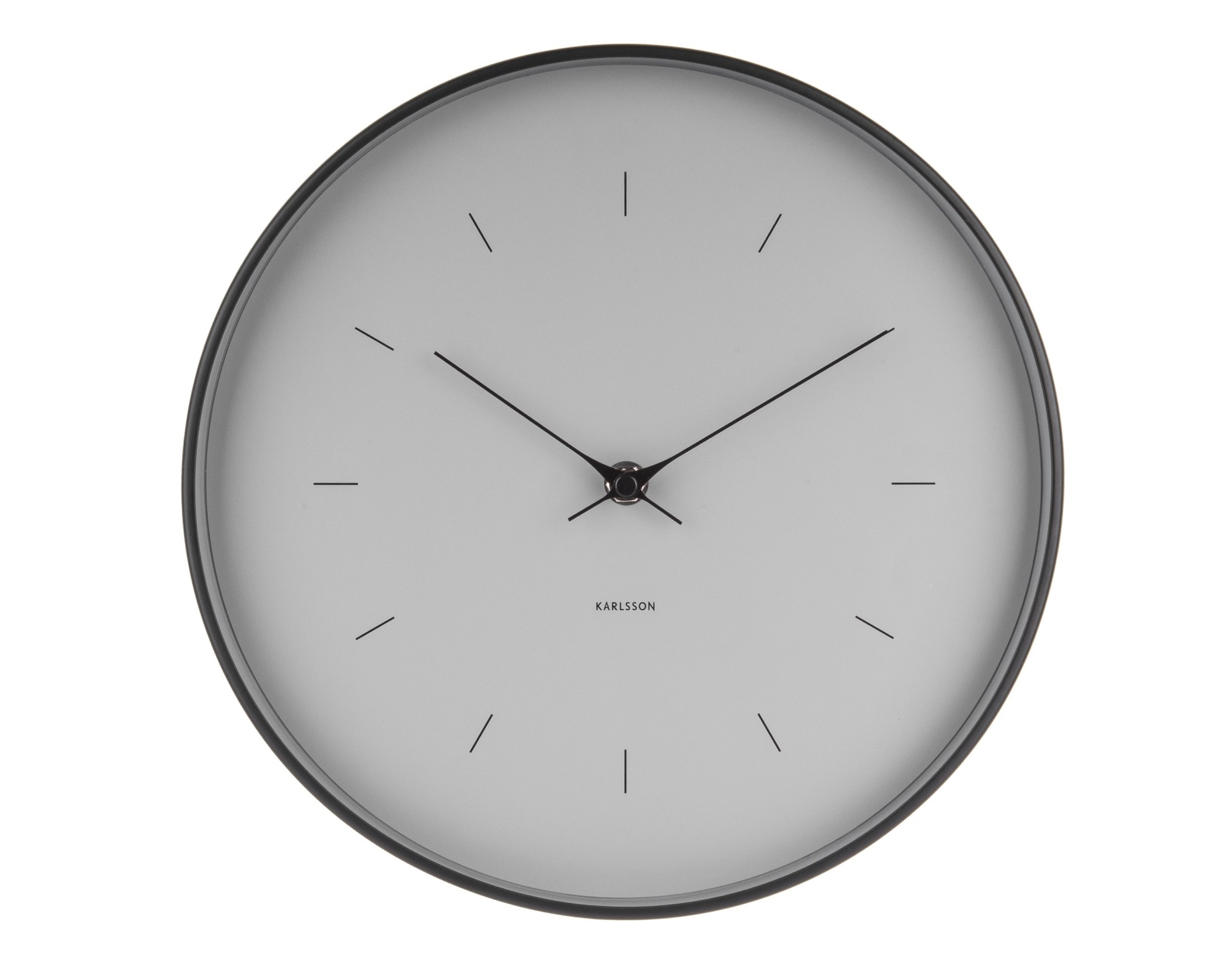 Image of   Karlsson Wall clock Butterfly Hands