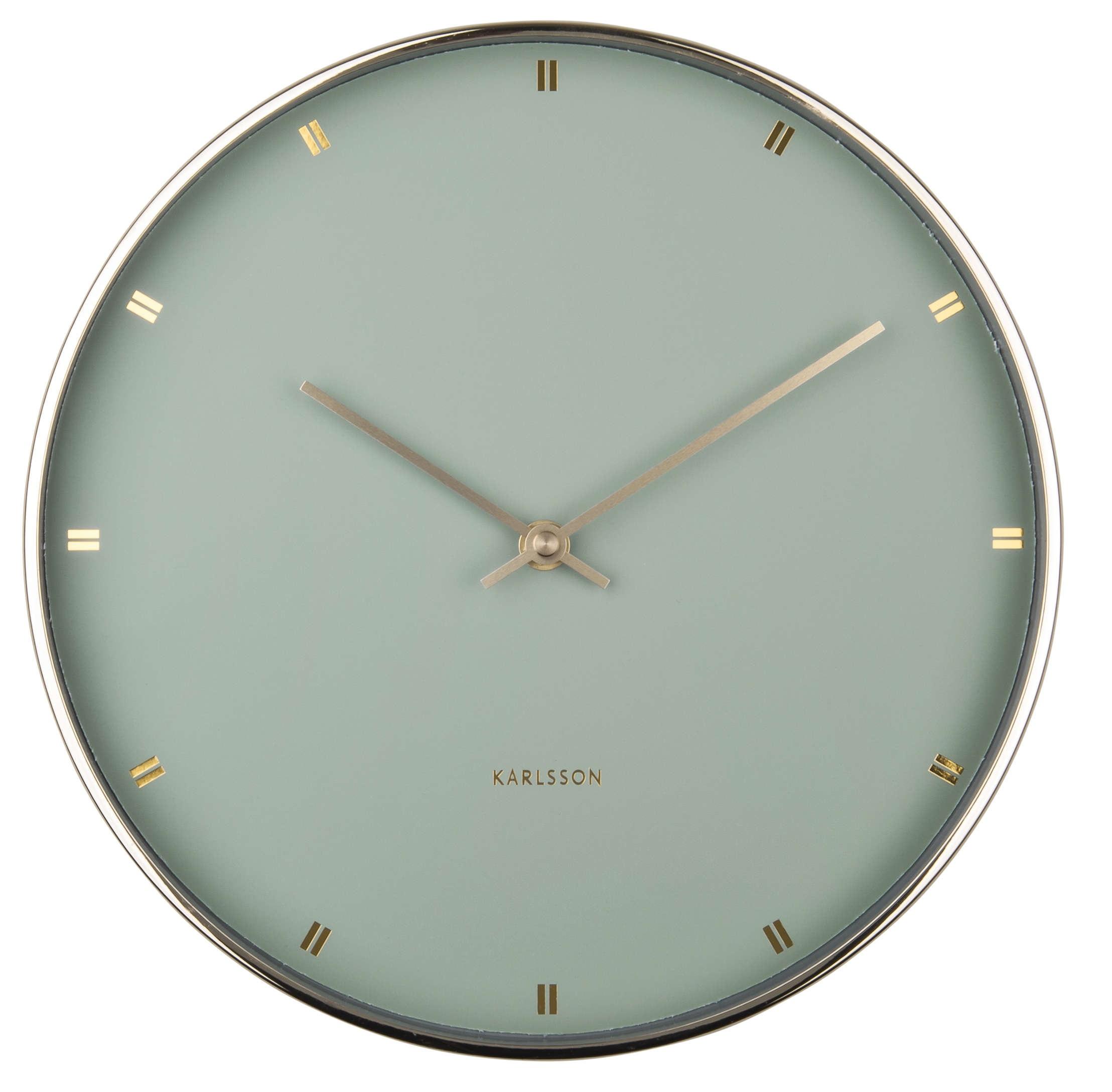 Image of   Karlsson Wall Clock Petite KA5776GR