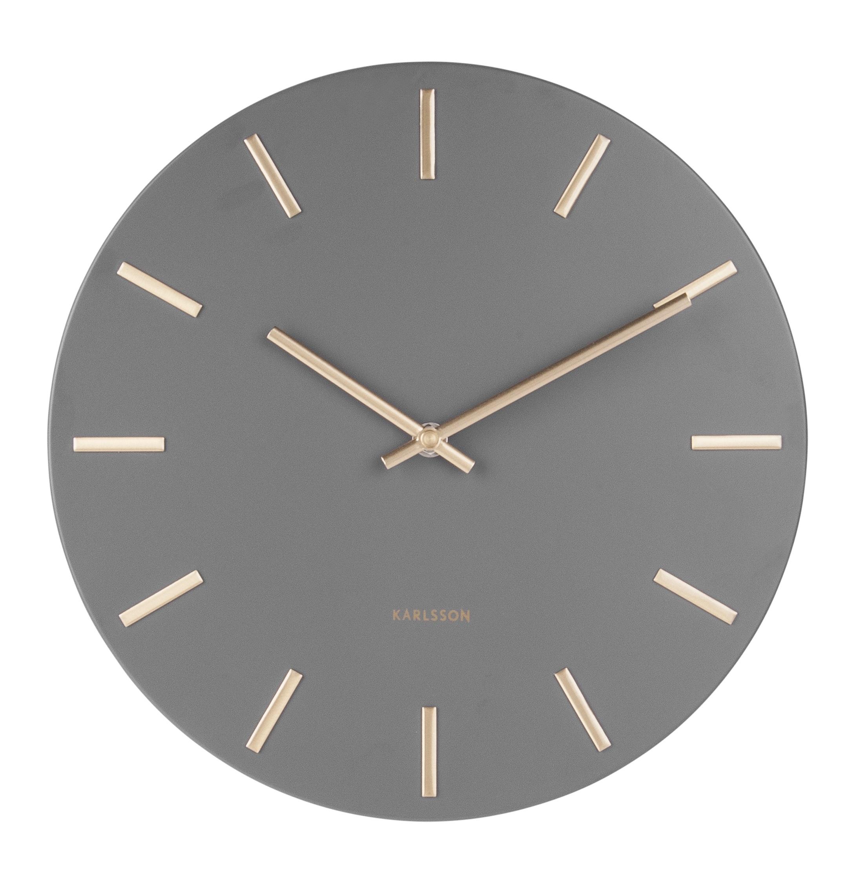 Image of   Karlsson Wall Clock Charm KA5821GY