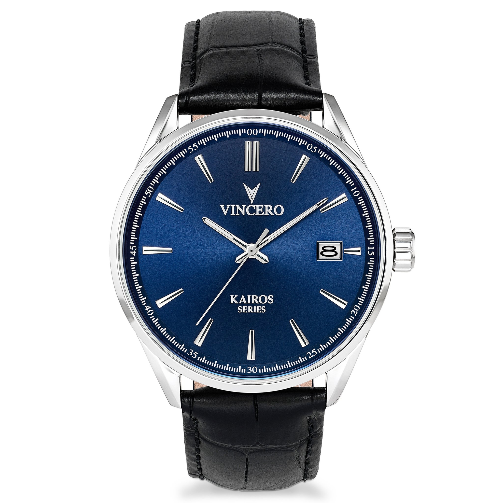 Image of   Vincero Kairos Blue/Black