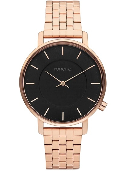 Image of   Komono Harlow Estate Rose Gold