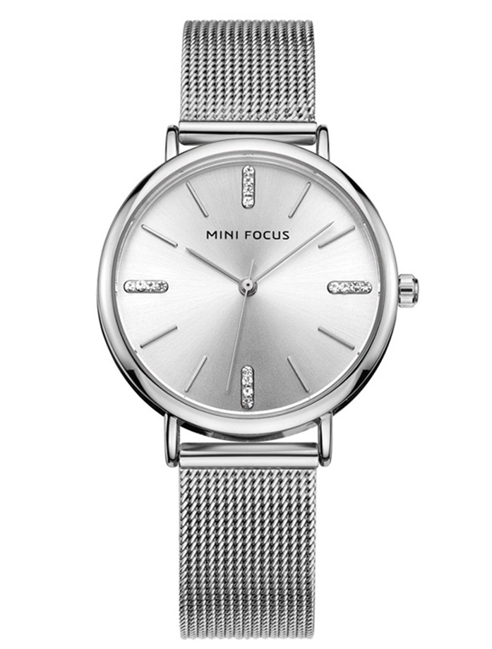 Image of   Megir Mini Focus Mesh Silver