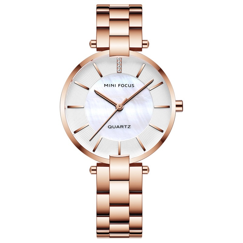 Image of   Megir Mini Focus MF0224 Rose Gold