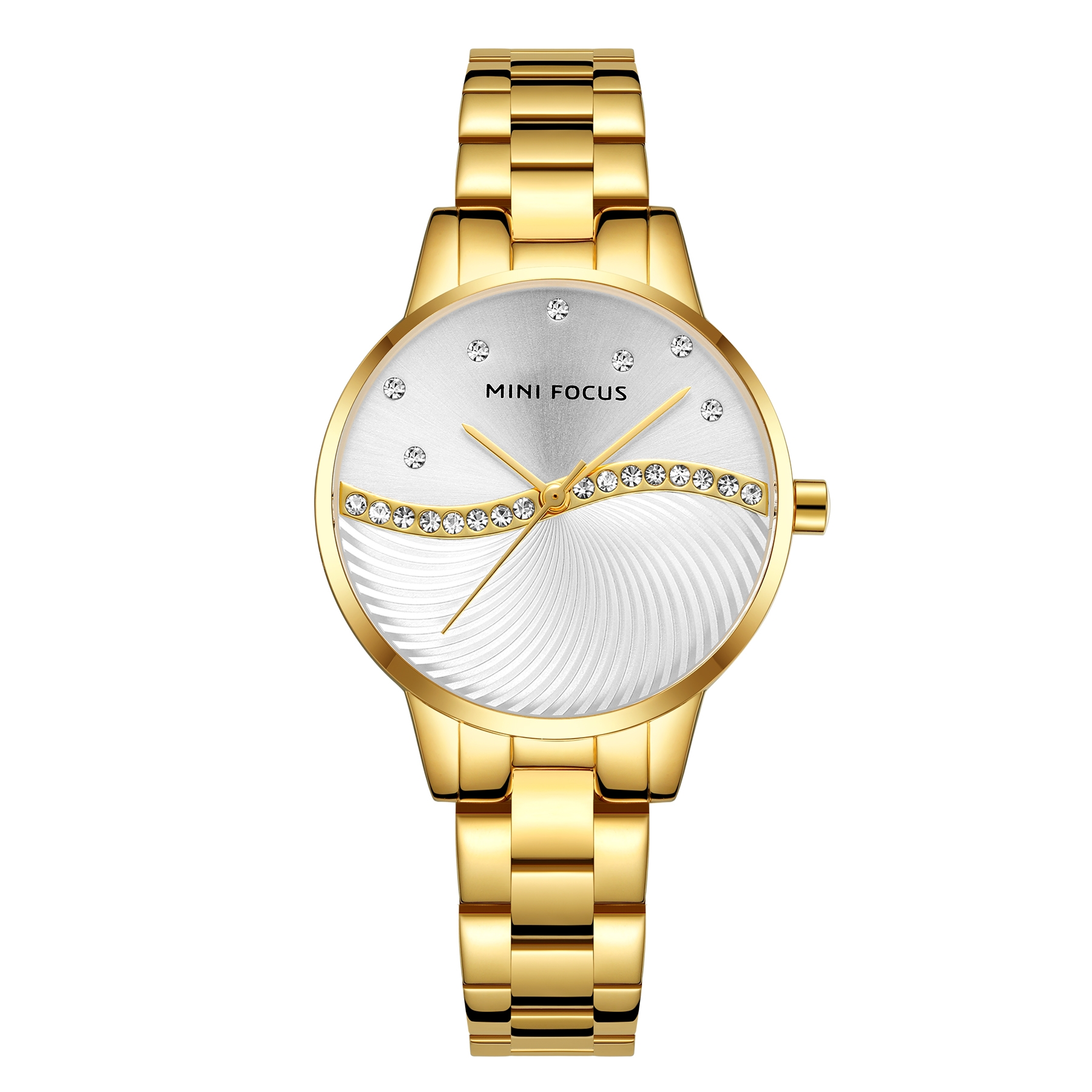 Image of   Megir Mini Focus MF0263 Diamond Gold