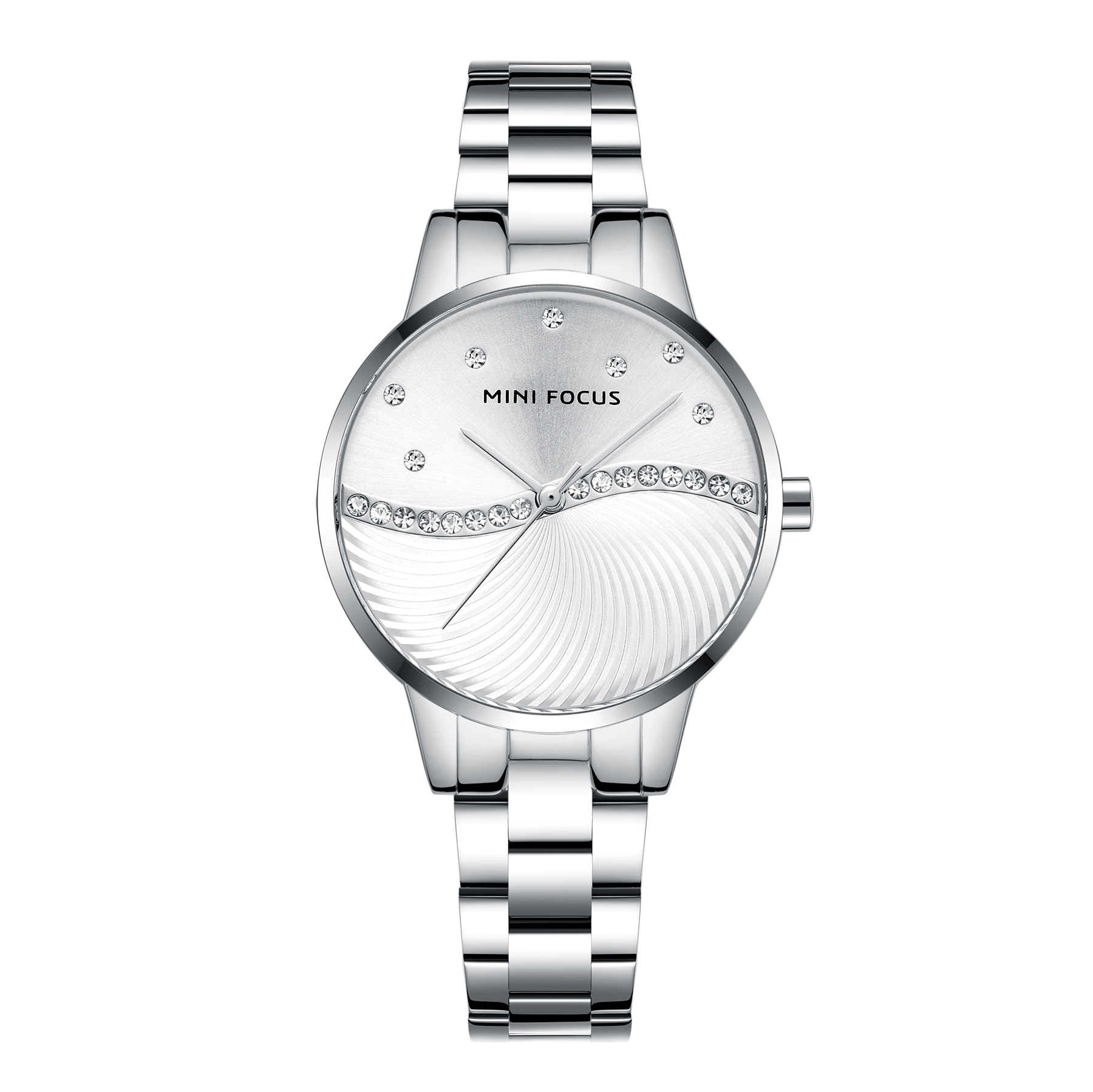 Image of   Megir Mini Focus MF0263 Diamond Silver