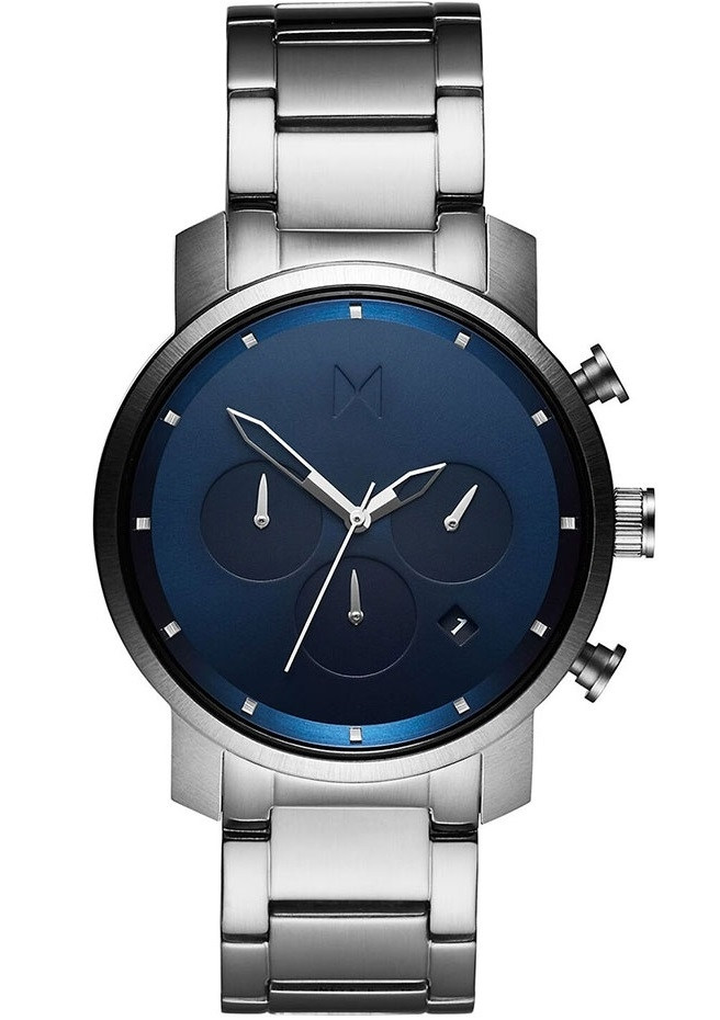 Image of   MVMT Navy Silver