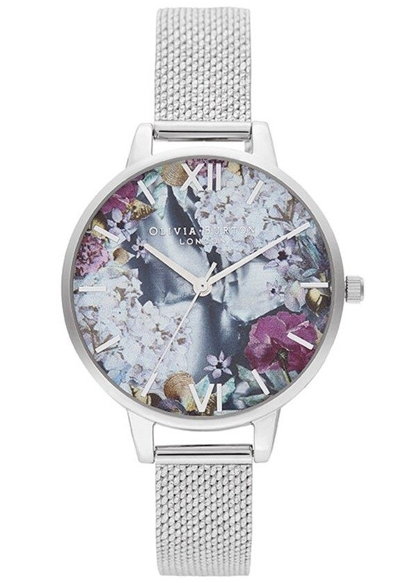 Image of   Olivia Burton Under the Sea Faux Mother of Pearl