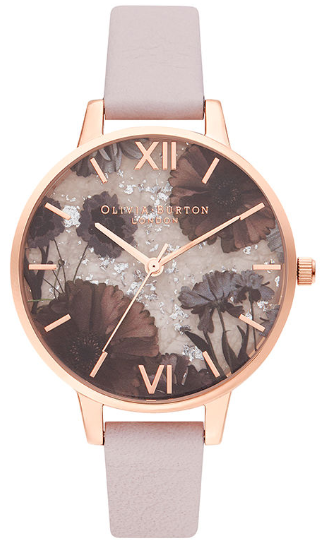Image of   Olivia Burton Celestial Pearl Pink & Rose Gold