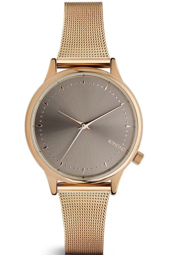 Image of   Komono Estelle Royale Rose Gold Grey
