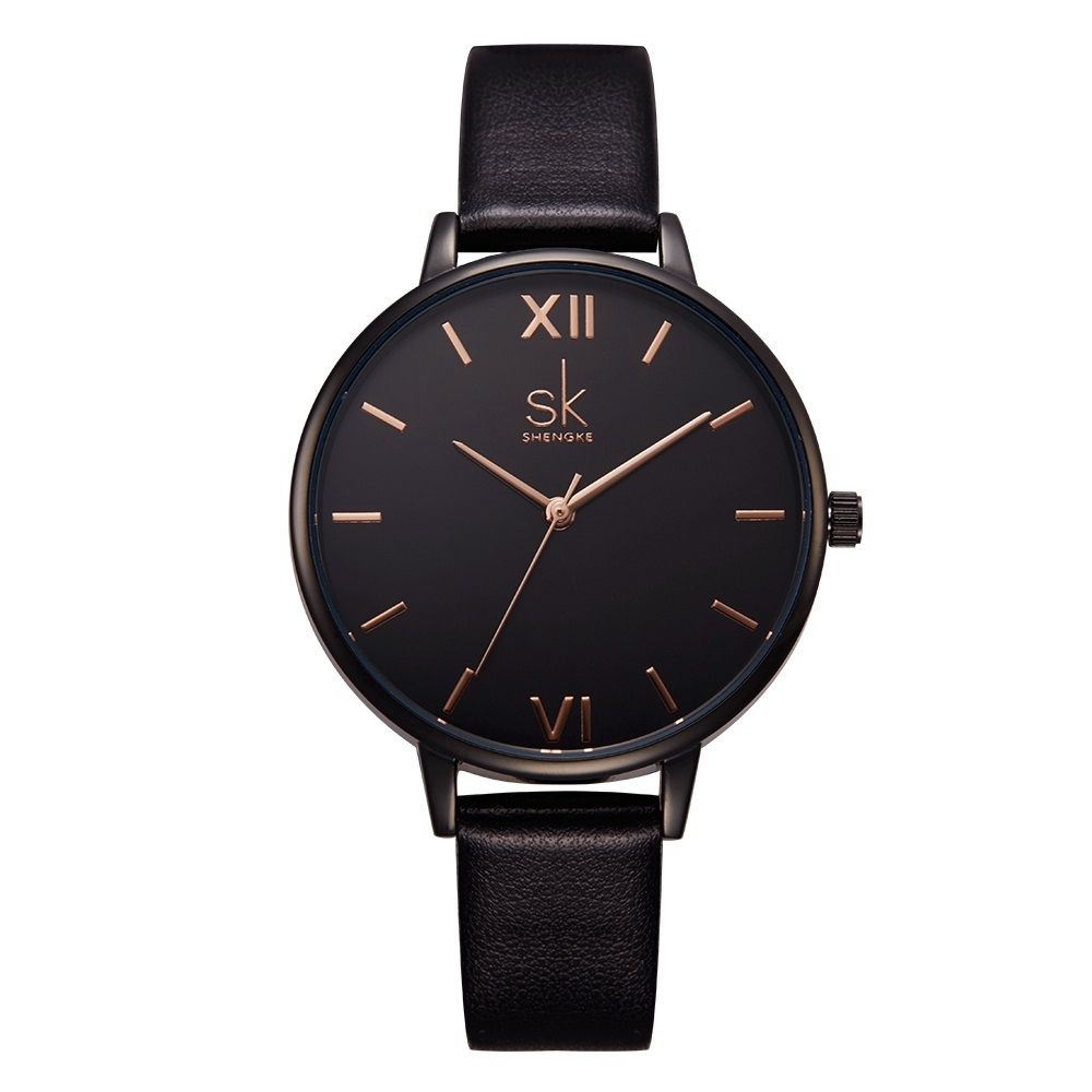 Sinobi Classic Black Leather