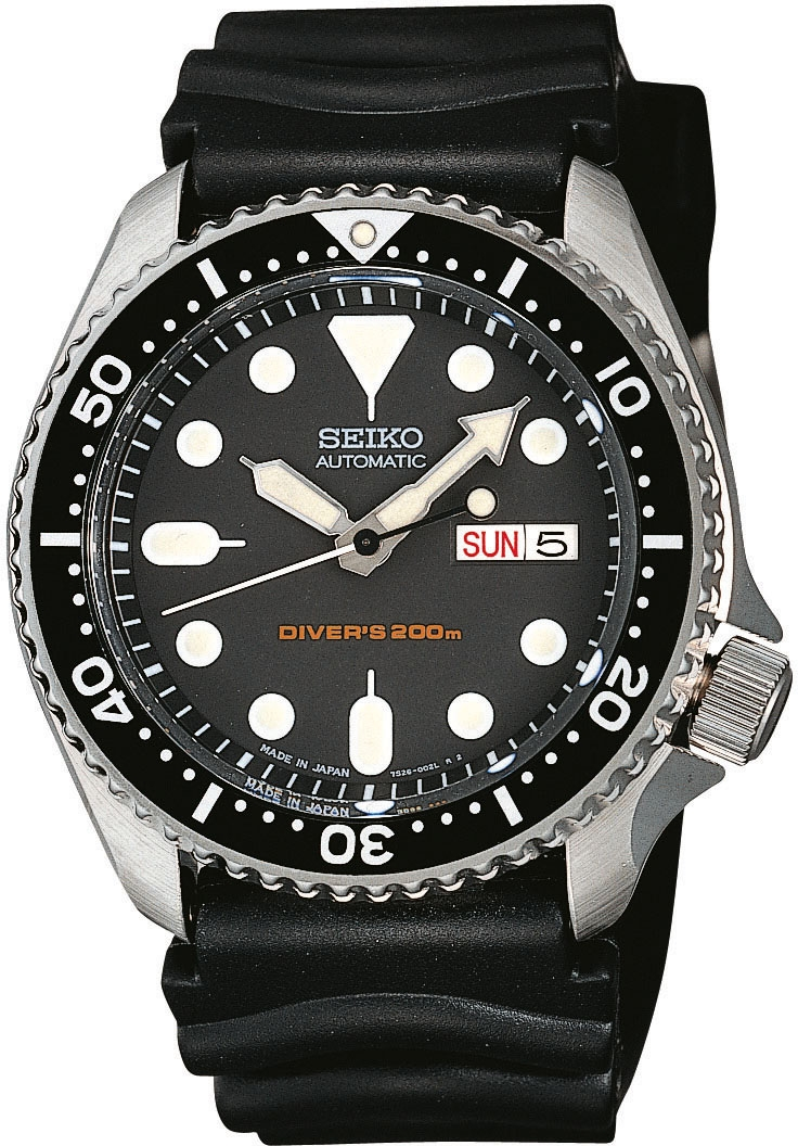 Image of   Seiko Divers Automatic SKX007K1