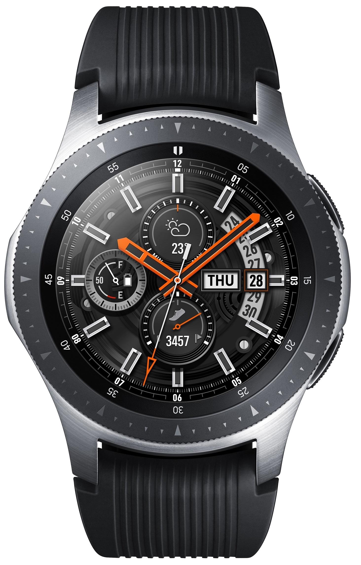 Image of   Samsung Galaxy Watch 46mm Bluetooth + 4G - Silver