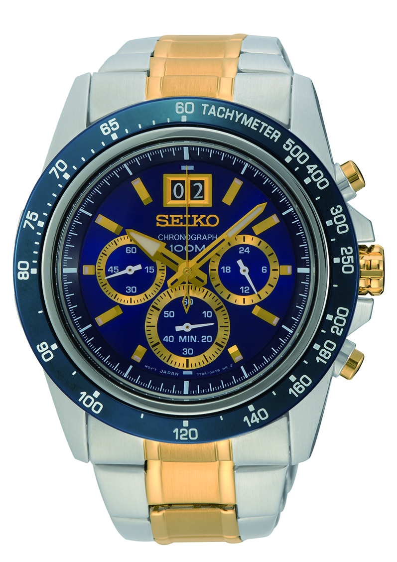 Image of   Seiko Lord Chronograph SPC239P1