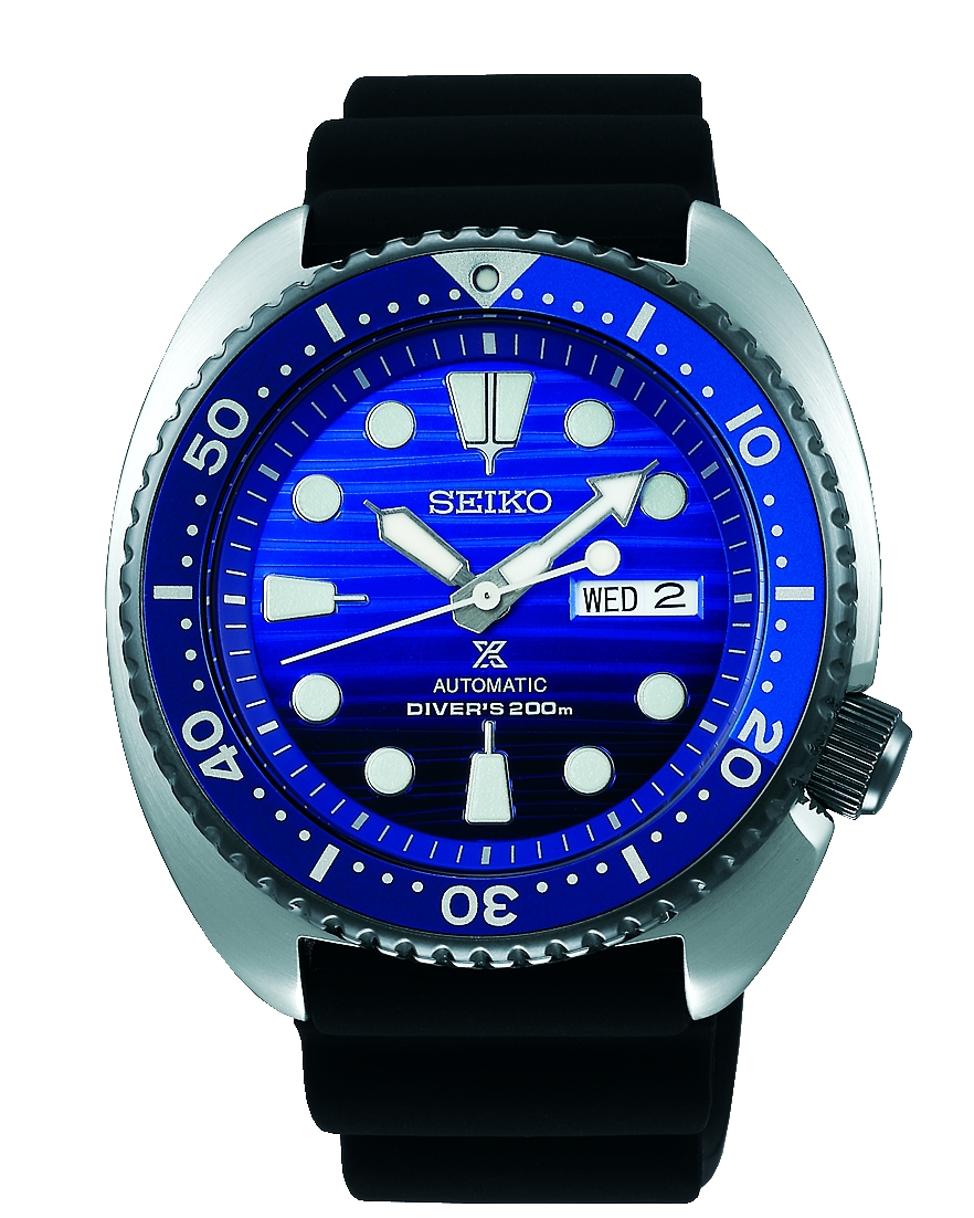 Image of   Seiko Prospex Save The Ocean Automatic SRPC91K1
