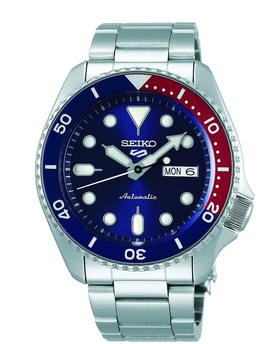 Image of   Seiko 5 Sports Automatic Srpd53k1