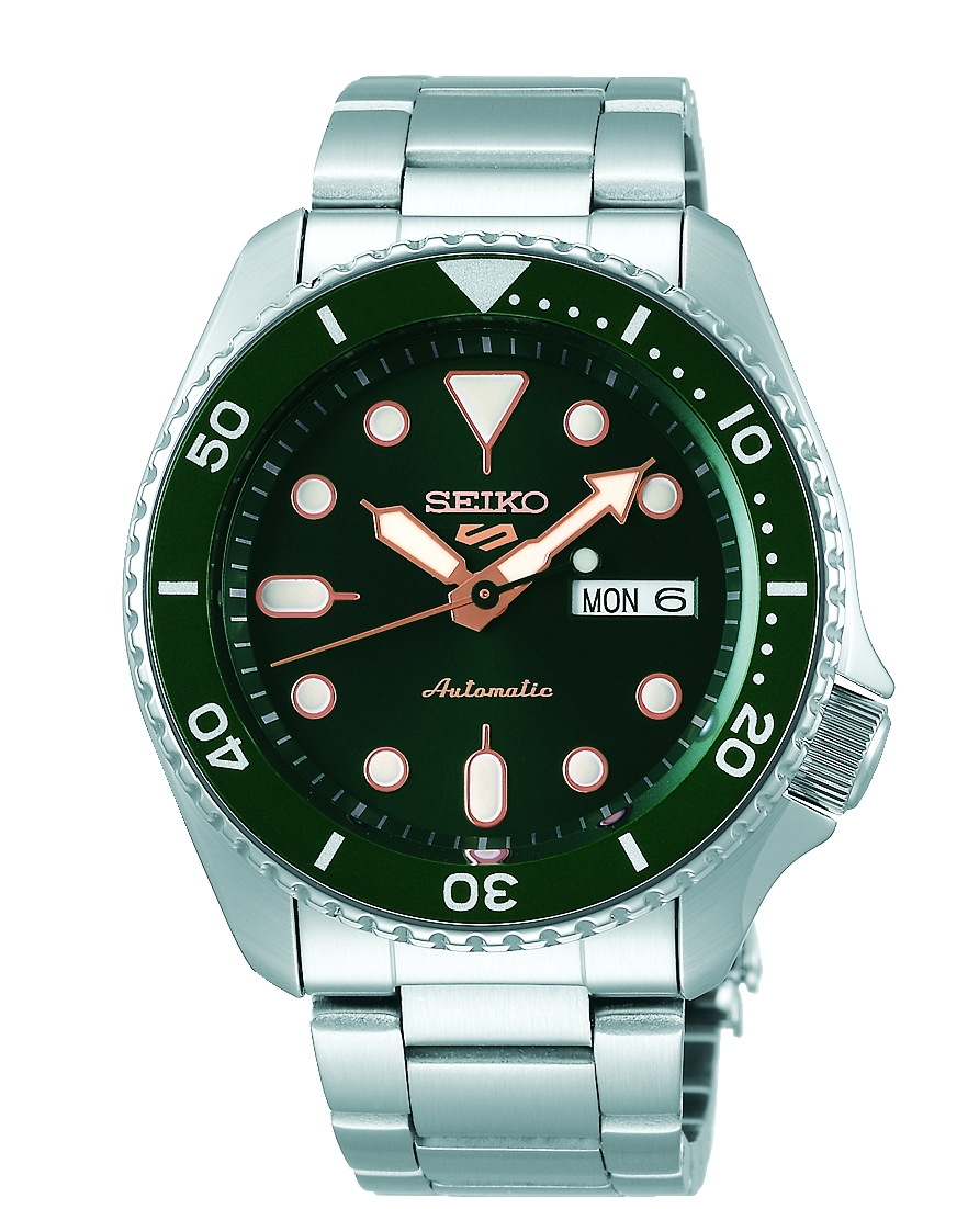 Image of   Seiko 5 Sports Automatic SRPD63K1