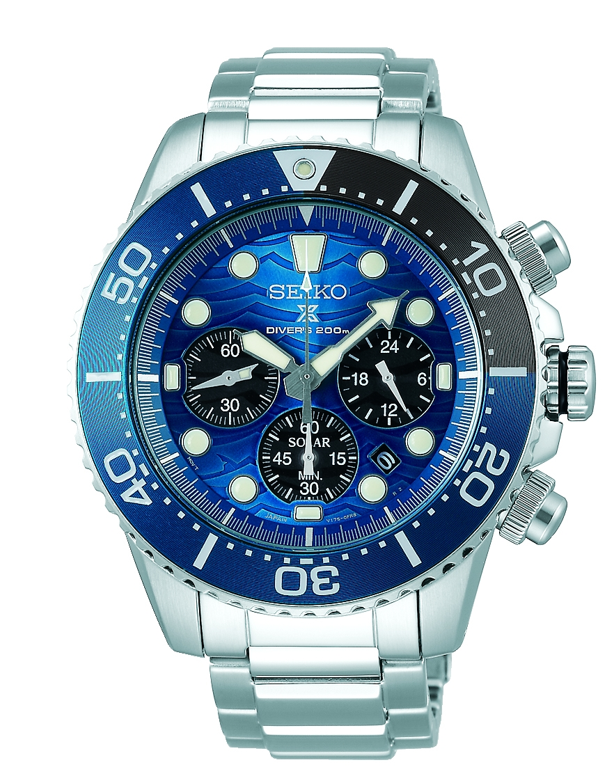 Image of   Seiko Prospex Save The Ocean Speciel Edition SSC741P1