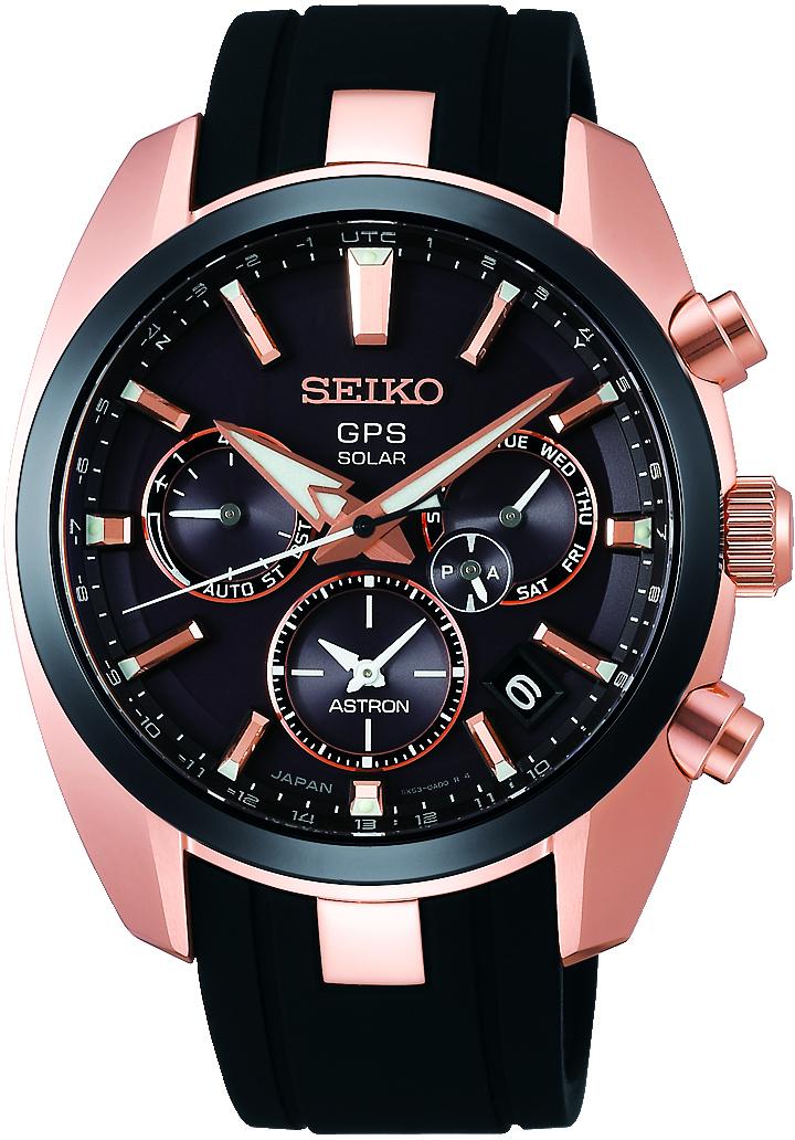 Image of   Seiko Astron GPS Solar SSH024J1