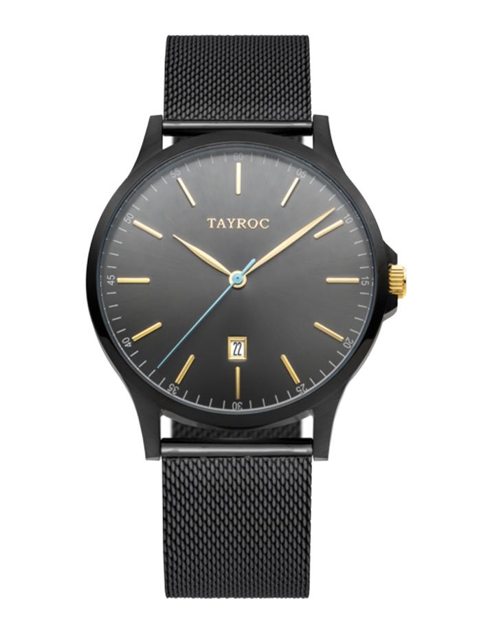 Tayroc Black Meshband TXM108