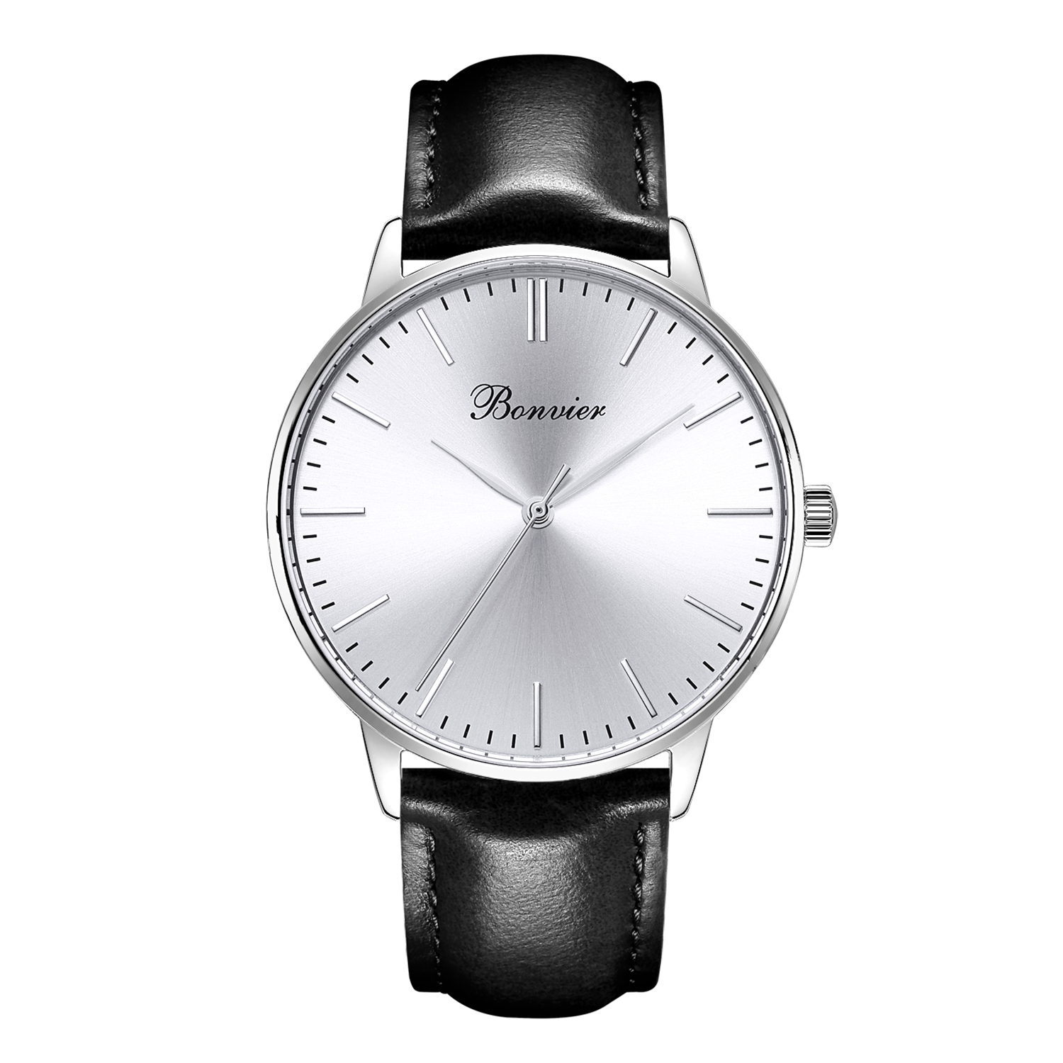 Image of   Bonvier Classic Silver