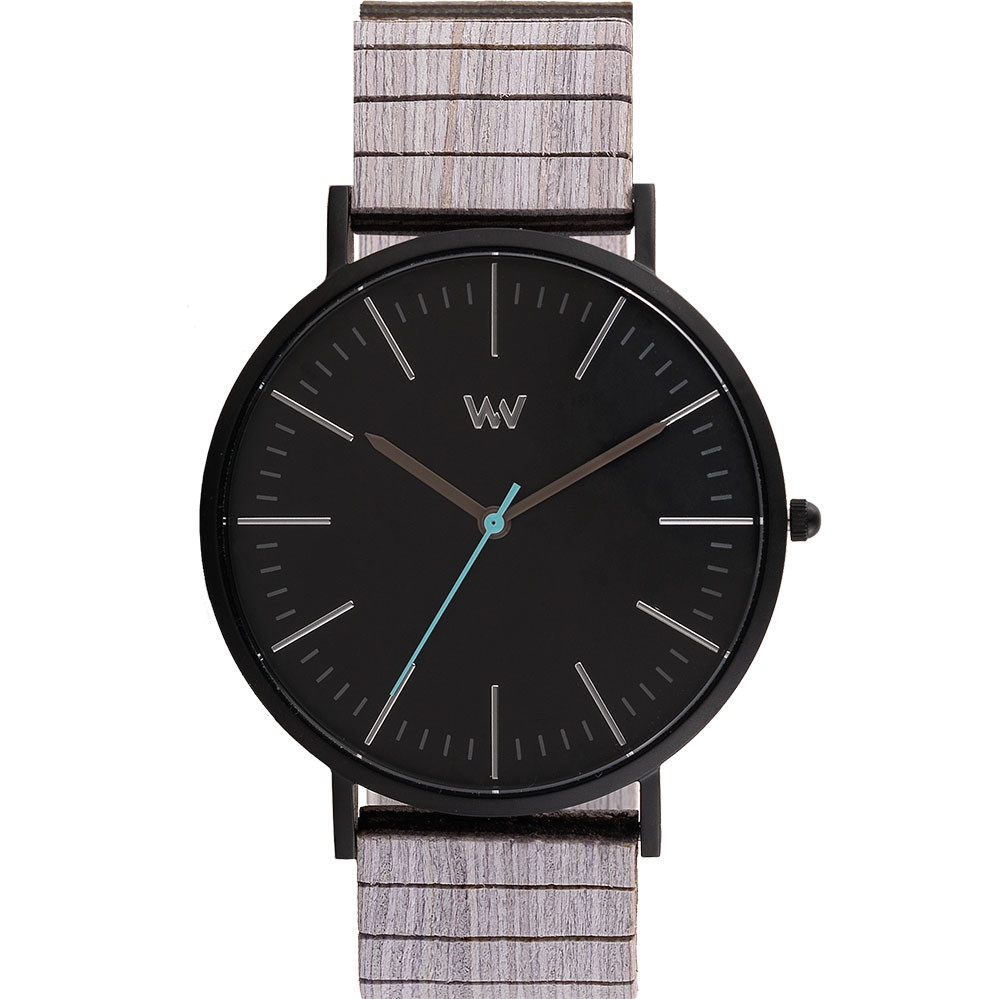 Image of   WeWood Horizon Black Grey