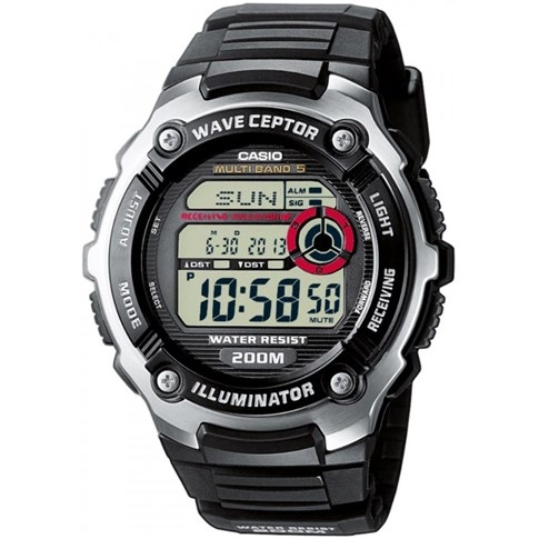 Image of   Casio Waveceptor WV200E 1AVEF